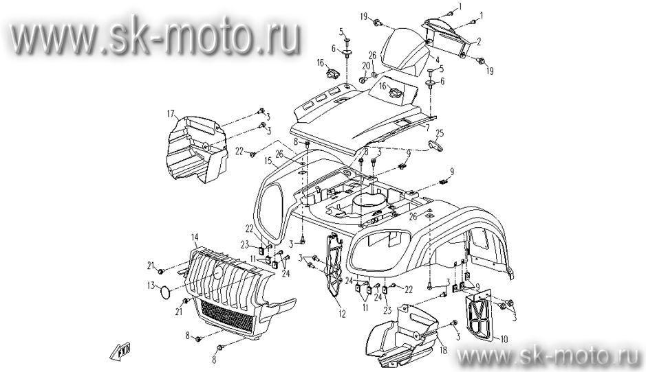 Схема F06 Пластик перед (2)
