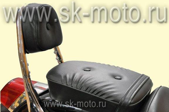 Спинка пассажира для мотоцикла своими руками